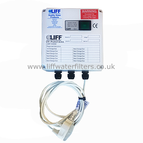 Control box for FP20n UV system