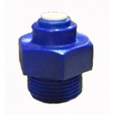 "1/4"" Pushfit to 3/4"" BSP thread Housing Fitting AccessoriesJG3414-WLIFF"